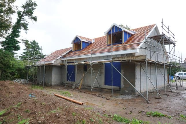 Thumbnail Detached house for sale in Sticker, St Austell, Cornwall