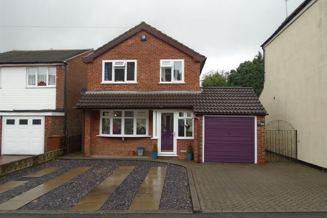 Thumbnail Detached house for sale in Stafford Street, Heath Hayes, Cannock