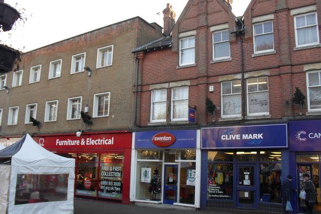 Thumbnail Retail premises for sale in Market Place, Redditch