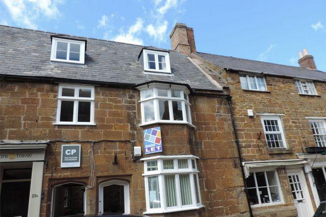 Thumbnail Maisonette to rent in High Street East, Uppingham, Oakham, Rutland