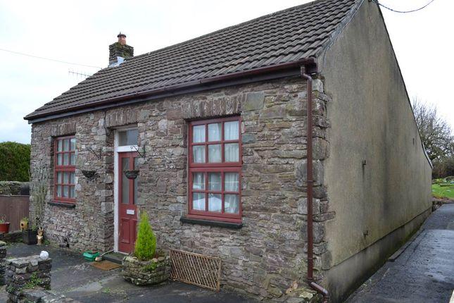 Thumbnail Bungalow to rent in Llanybri, Carmarthen