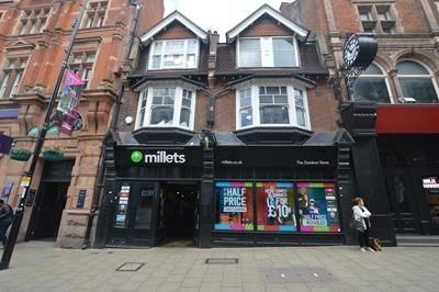 Thumbnail Commercial property for sale in High Street, Croydon