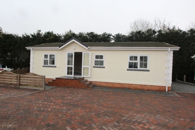 Bungalow for sale in Durham Residential Park, West Sherburn, Durham