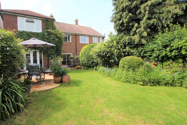 Rear Garden of Norwood Lane, Meopham, Kent DA13