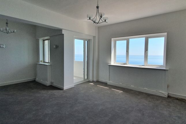 Thumbnail Flat to rent in Marine Court, St Leoanrds
