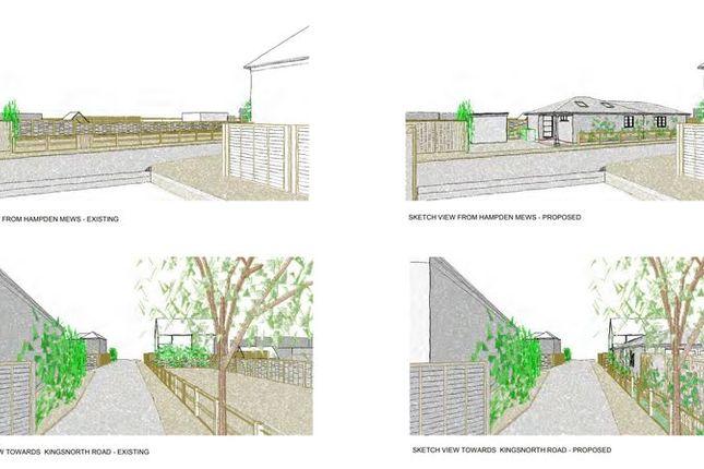 Thumbnail Land for sale in Kingsnorth Road, Kingsnorth, Ashford