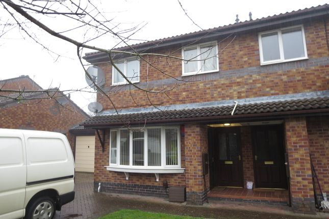 Thumbnail Flat to rent in 73 Tolkien Way, Hartshill