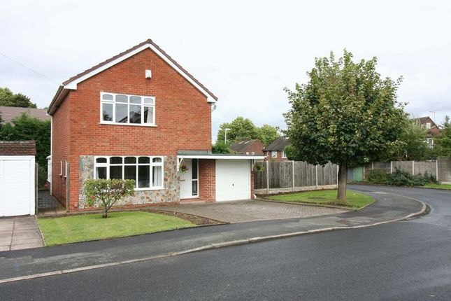 3 bed detached house for sale in Randall Close, Kingswinford
