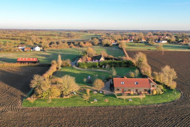 Thumbnail Detached house for sale in Bell Green, Cratfield, Halesworth, Norfolk