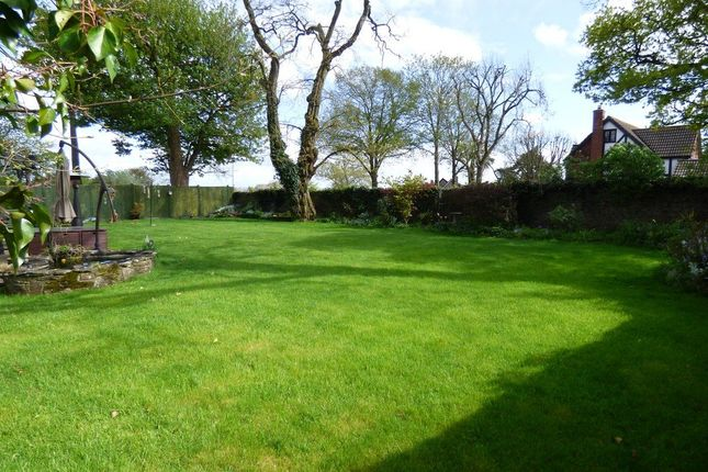 Rear Garden of Orchard Close, Winterbourne, Bristol BS36