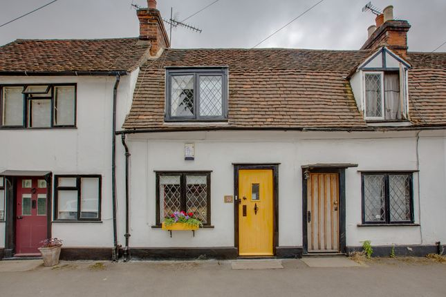 Thumbnail Cottage for sale in Cambridge Road, Stansted