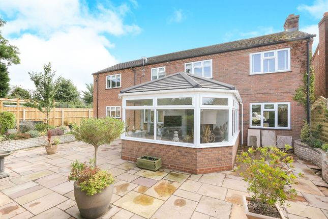 Thumbnail Detached house for sale in Church Lane, Coven, Wolverhampton