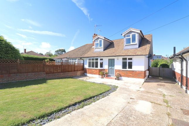 Thumbnail Bungalow for sale in Gorringe Valley Road, Eastbourne, East Sussex