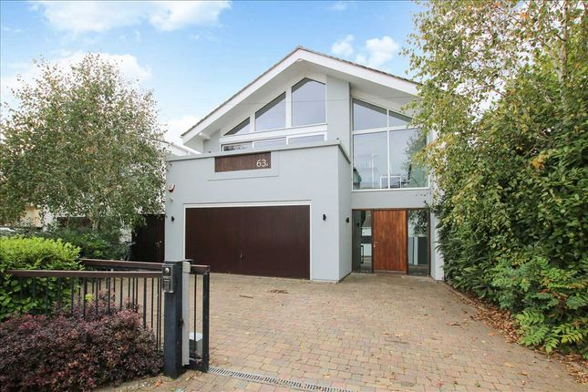 Thumbnail Detached house to rent in Chaddesley Glen, Sandbanks, Poole