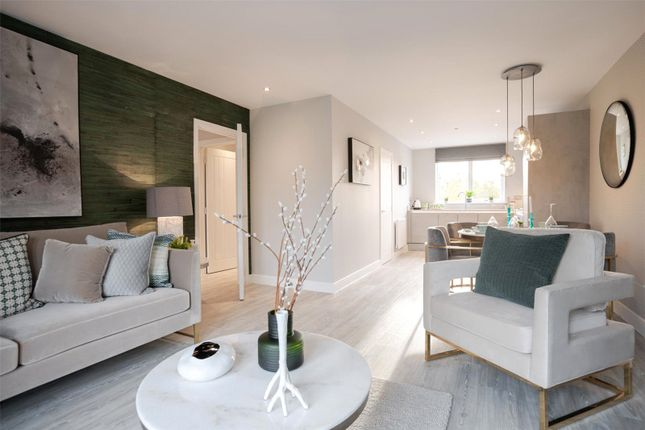 Thumbnail Property for sale in 1 Bedroom Apartments, Aspext, Hackney Wick, London