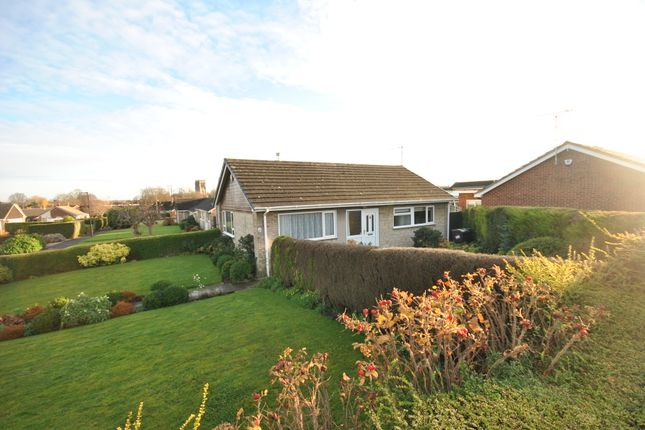 Thumbnail Semi-detached bungalow for sale in All Hallowes Drive, Tickhill, Doncaster