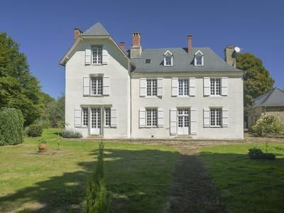 Thumbnail Country house for sale in Glandon, Haute-Vienne, France