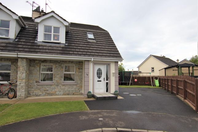 3 bed semi-detached house for sale in 18 Sperrin Bawn, Claudy BT47
