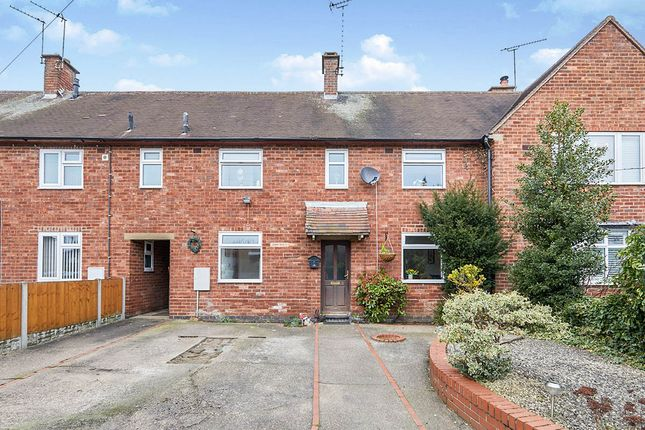 Thumbnail Terraced house for sale in Beacon Drive, Rolleston-On-Dove, Burton-On-Trent, Staffordshire