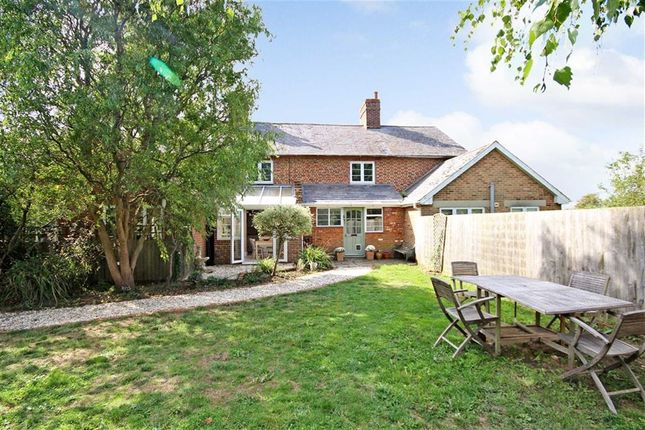 Thumbnail Cottage for sale in Hunters Hall, Dauntsey, Wiltshire