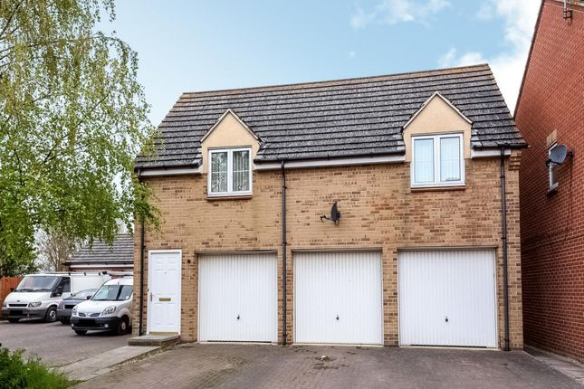Thumbnail Detached house for sale in Berinsfield, Oxford