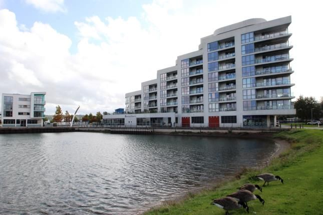 Thumbnail Flat for sale in Harbour Road, Portishead, Bristol, .