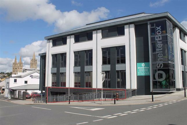 Thumbnail Office to let in Ground Floor, Falcon House, Truro
