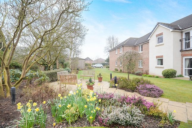 Thumbnail Flat for sale in Belfry Court The Village, Wigginton, York