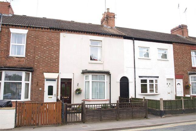 Thumbnail Maisonette for sale in Bearwood Hill Road, Burton-On-Trent, Staffordshire