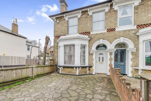 Thumbnail Semi-detached house for sale in St. James's Road, Croydon