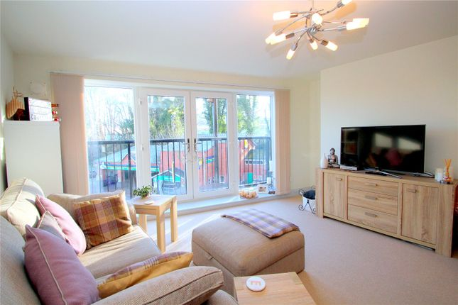 Thumbnail Flat for sale in Leo House, 23 Lion Green Road, Coulsdon