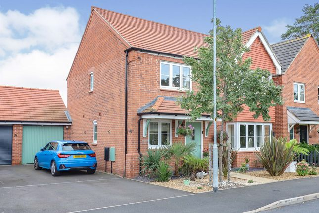 4 bed detached house for sale in Clement Dalley Drive, Kidderminster DY11