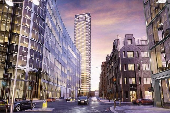 Thumbnail Flat for sale in Principal Tower, 115 Worship Street, London