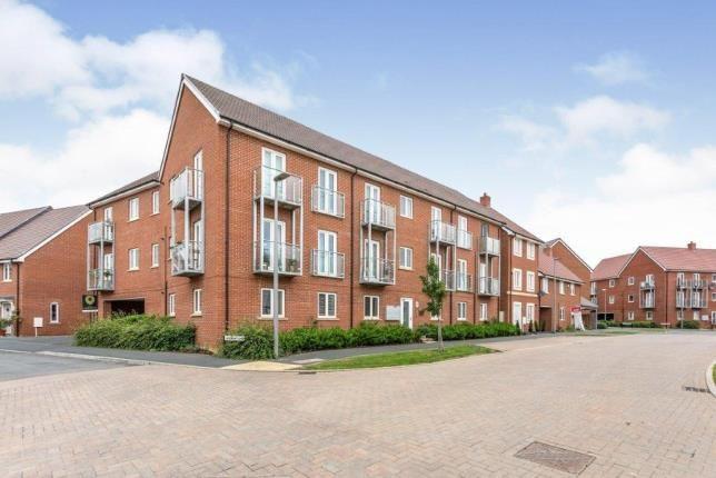 2 bed flat for sale in Santa Cruz Avenue, Newton Leys, Milton Keynes, Buckinghamshire MK3