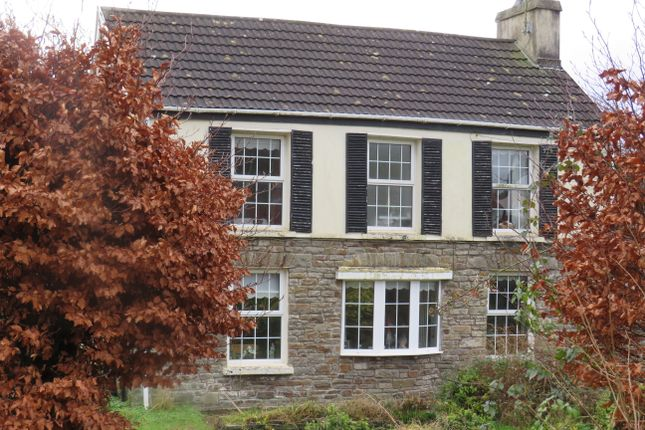 Thumbnail Detached house for sale in Dwynant, Burry Port, Llanelli