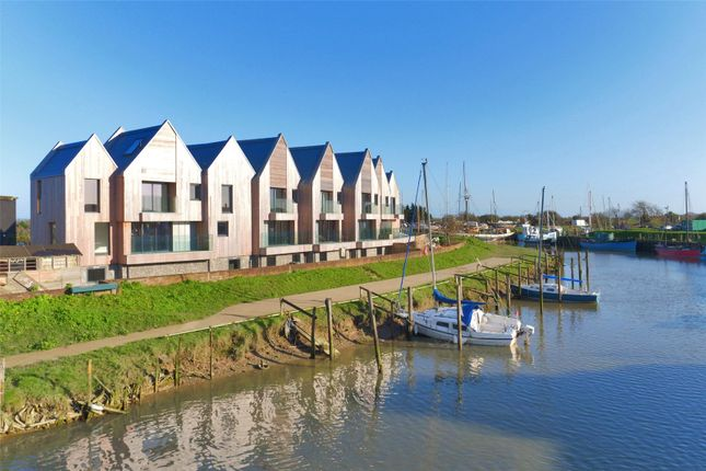 Thumbnail Terraced house for sale in Rock Channel, Strand Quay, Rye, East Sussex