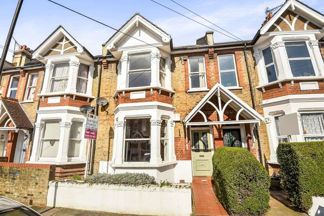 Thumbnail Flat for sale in Whellock Road, London