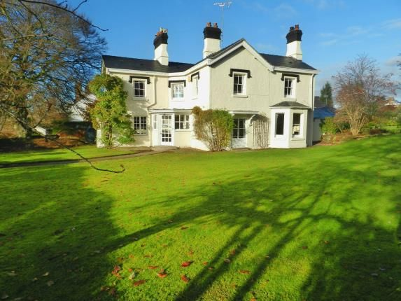Thumbnail Detached house for sale in Parkgate Road, Neston, Cheshire