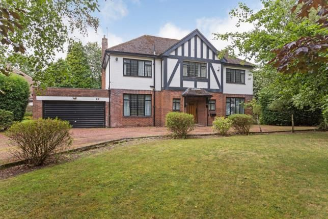 Thumbnail Detached house for sale in Woolsington Park South, Woolsington, Newcastle Upon Tyne, Tyne And Wear