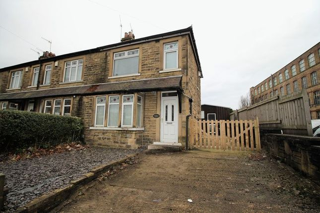 Thumbnail Terraced house for sale in Elland Lane, Elland