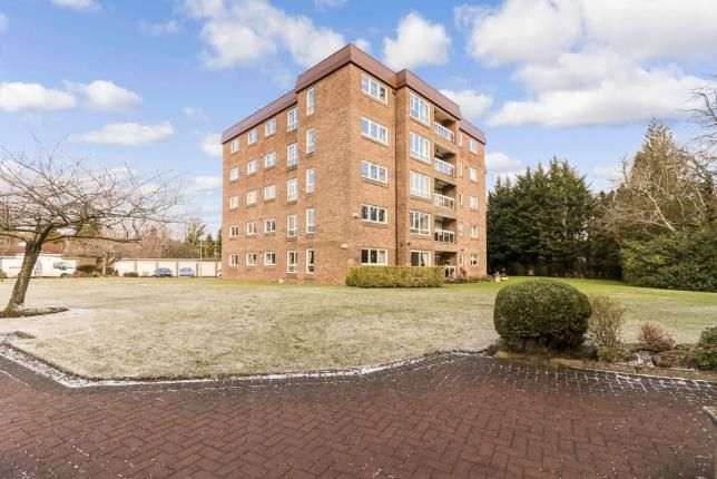 Thumbnail Flat for sale in Hutchison Court, Berryhill Road, Giffnock, East Renfrewshire