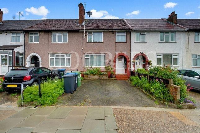 3 bed terraced house for sale in Warren Road, London NW2