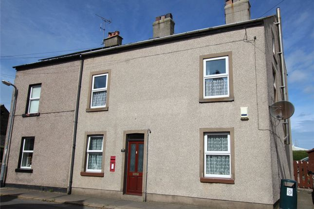 Thumbnail Semi-detached house for sale in 1 Main Street, Silecroft, Millom, Cumbria