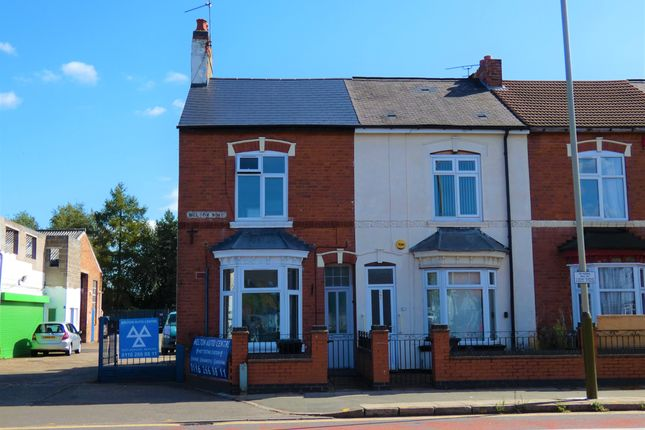 Thumbnail Flat to rent in Melton Road, Belgrave, Leicester
