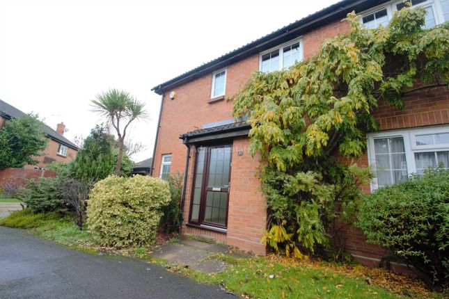 Thumbnail Link-detached house to rent in Plympton Close, Earley, Reading