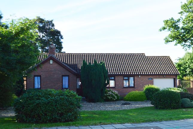 3 bed detached bungalow for sale in Cissbury Ring, Werrington