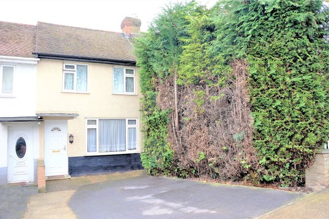 Thumbnail Terraced house to rent in Woodstock Road, Rochester, Kent