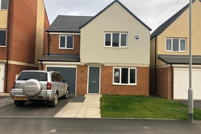 Thumbnail Detached house to rent in Butterstone Avenue, Marine Point, Hartlepool