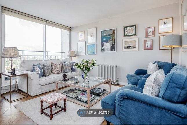 Thumbnail Flat to rent in Campden Hill Towers, London