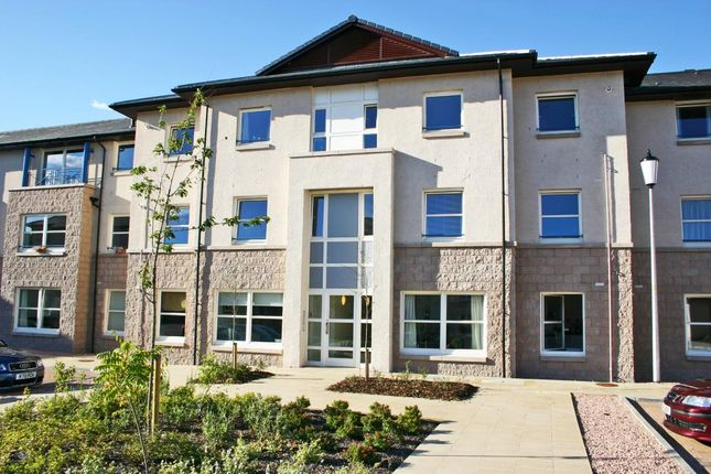 Thumbnail Flat to rent in Bishops Park, Inverness